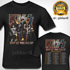 Kiss Band End of The Road Tour 2019 T SHIRT S-3XL MENS image