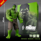42/55cm Huge The Hulk Action Figure Marvel Lagends Toy Incredible Collection