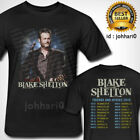 Blake Shelton Tour Dates 2019 T SHIRT S-3XL MENS image