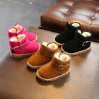 Kyпить Kids Baby Girl Winter Boots Shoes Toddler Infant Cotton Soft Sole Snow Booties на еВаy.соm