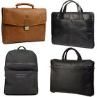 """Dbramante 1928 Leather Cases and Canvas Backpack Designed for 13"""" & 16"""" Laptop"""