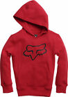 Fox Racing Youth Dark Red Youth Legacy Pullover Fleece