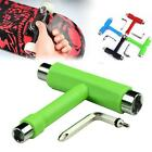 1x Skate T TOOL Skateboard Longboard Metal All In One Tool Wrench Quad Roller WT
