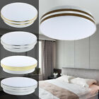 Modern Flush Mounted LED Ceiling Light Fixture Light Downlight Flat Room Lamp
