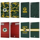OFFICIAL NFL 2018/19 GREEN BAY PACKERS LEATHER BOOK WALLET CASE FOR APPLE iPAD $15.13 USD on eBay