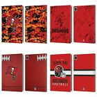 OFFICIAL NFL 2018/19 TAMPA BAY BUCCANEERS LEATHER BOOK CASE FOR APPLE iPAD $25.9 USD on eBay