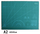 A2 A3 A4 Cutting Mat Self Healing Printed Grid Lines Knife Board Craft Plate UK