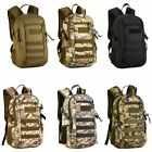 12L Military Tactical Backpack Molle Outdoor Bag Rusksack Travel Hiking Camping