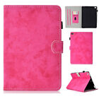 For Apple iPad Mini 1 2 3 4 Magnetic Wallet Leather Case with Auto Wake / Sleep