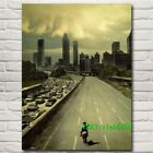 The Walking Dead Painting HD Canvas Print Home Decor Wall Art 18X24 INCH #2