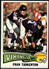 1975 Topps Football - Pick A Player - Cards 201-400 $1.39 USD on eBay