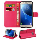 Case Cover For Samsung Galaxy J3 J5 J6 2016 2017 Flip Leather Wallet Card Holder <br/> Free Screen Protector✅ 1st Class Post✅ PREMIUM QUALITY✅