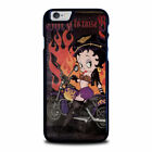 BETTY BOOP RIDE for iPhone 5 6 7 8 X XR XS MAX samsung cover case $15.99 USD on eBay