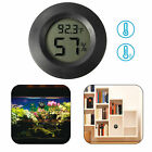 Lot Thermometer Indoor Digital LCD Hygrometer Temperature Humidity Meter C&F