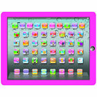 Mini Kids Laptop Tablet Ipad Computer Child Educational Game Gaming Toy Learning