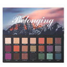 Chic Eyeshadow Palette Beauty Makeup Shimmer Matte Eye Shadow Cosmetics sdfdgf
