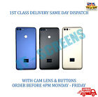 Huawei Y9 2018 FLA-LX3 Rear Back Battery Door Cover Housing Panel Case Buttons