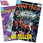 Star Trek The Original Series TOS DC Comics Vol 1 1984-1988 Bagged and Boarded on eBay