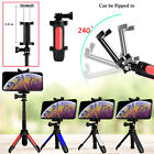Selfie Stick Tripod Extendable Tripod Stand With Cell Phone Mount Holder Cradle