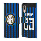 INTER MILAN 2018/19 PLAYERS HOME KIT GROUP 2 LEATHER BOOK CASE FOR HUAWEI PHONES