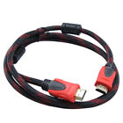 Gold Plated HDMI Male to Male Cable for Full HD TV 1080