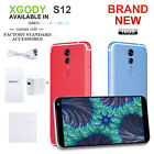 "Xgody S12 Unlocked 5.72"" Dual Sim Mobile Android 6.0 Quad Core Phone Smartphone"