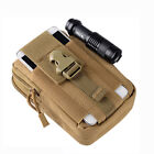 5.5/6 Inch Men Tactical Waist Bags Outdoor Sport Mobile Phone Case for Iphone