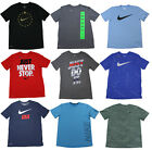 Nike Men's Dri-Fit T-Shirt - Size M L XL XXL - 50+ Styles Cotton Polyester - NWT image