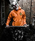 ARKHAM ASYLUM INMATE HOODIE (S-3XL) BATMAN JOKER HALLOWEEN HARLEY QUINN COSTUME $34.83 USD on eBay