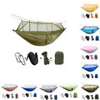 Camping Tent Portable Ultralight Nylon Outdoor Sky Hammock Bed With Mosquito Net