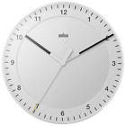 Braun: Large Wall Clock - White (BN-C017WHWH)