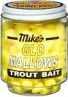 Atlas-Mike's Glo Mallows 1.5 oz. Scented Marshmallow Trout Fishing Bait