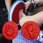 Baby Care Air Hand Foot Inkpad Drying Soft Clay Baby Handprint Footprint