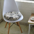 Thickened Cotton Linen Tatami Seat Cushion Round Shaped Seat Chait Pad Hot