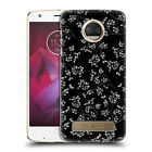 OFFICIAL ANIS ILLUSTRATION FLOWER PATTERN 1 HARD BACK CASE FOR MOTOROLA PHONES 1