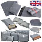 Grey Mailing Bags Self Seal Strong Postage Postal Poly Pack (300x900 mm 12