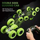 360° Flip RC Car Remote Control Double Sided Stunt Racing Rock Crawler Toys Gift