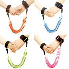 2x Anti Lost Wrist Link Traction Rope Bracelet Safety Harness Kid Leash for Baby