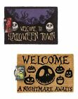 Nightmare Before Christmas Halloween Town Jack Skellington Non Slip Door Mat