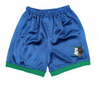 NBA Basketball Boys Kids Minnesota Timberwolves Replica Mesh Team Shorts, Blue on eBay