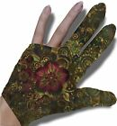 Golden Hibiscus Billiard Glove $14.95 USD on eBay