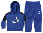 OuterStuff NFL Toddler Indianapolis Colts Poly Fleece Set, Blue $27.5 USD on eBay