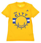 Adidas NBA Youth Girls Golden State Warriors HWC Graphic Tee T-shirt on eBay