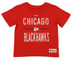 Reebok NHL Kids Chicago Blackhawks Descendant Short Sleeve Slub Tee, Red $9.99 USD on eBay