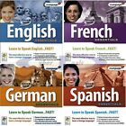 Learn to Speak 9.0 Essentials Language Tutorials PC Windows XP Vista 7 8 10