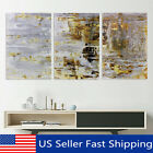 3Pcs Retro Abstract Canvas Print Oil Painting Wall Picture Home Decor 60x40cm