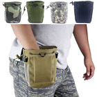 4Colors Tactical Military Paintball Molle Magazine Mag Dump Drop Small Pouch Bag