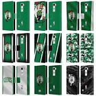 OFFICIAL NBA BOSTON CELTICS LEATHER BOOK WALLET CASE COVER FOR LG PHONES 2 on eBay