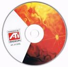 ATI Radeon Driver & Catalyst CD's By Part Number Free USA Shipping!