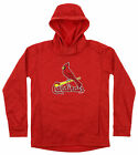 Gen 2 MLB Youth St. Louis Cardinals Performance Fleece Primary Logo Hoodie on Ebay